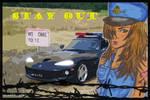 police-woman by marik-devil