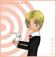 Gakuen Alice_Luca-kun by marik-devil