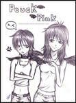 Pouck .and. Pink by marik-devil