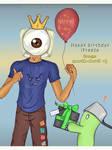 happy B-day iFreeze by marik-devil