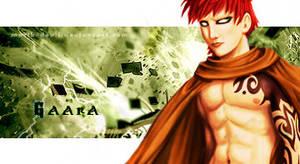 Gaara_signature by marik-devil