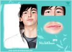 NichKhun - Close up by marik-devil