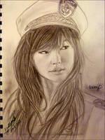 SNSD - Sunny Portrait by marik-devil