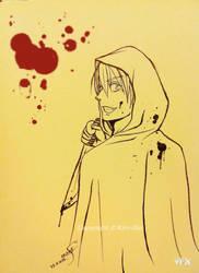 Anonymous Murderer by marik-devil