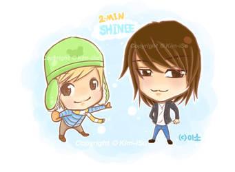 SHINee - 2MIN by marik-devil