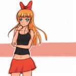 Random Girl by marik-devil