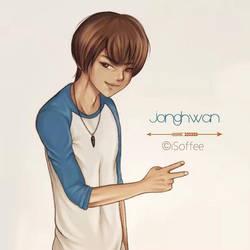 Jonghwan by marik-devil