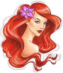 Ariel by killjoyHP