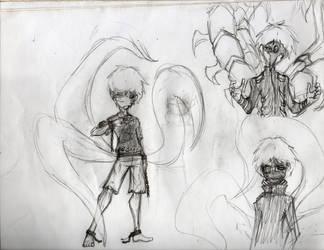 Kaneki Ken by Sonmenka