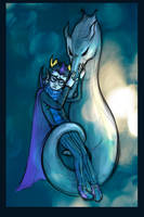 ERIDAN AND HIS LUSUS by CARCINOaquarium