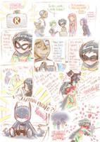 Teen Titans Go: Secret by BrokenDeathAngel