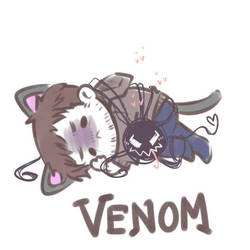Venom by BrokenDeathAngel