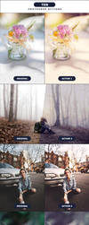 TEN - Photoshop Actions by PSActionsONLY