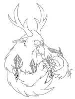 BlizzCon Badge - Zanaji by MagicalMelonBall