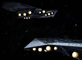 Super Star Destroyers by Trekkie313