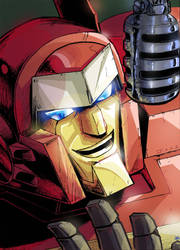 HELLOOOO LOST LIGHT! by TheButterfly