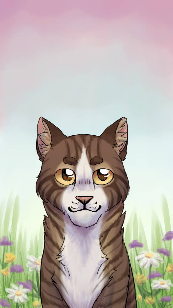 Birthday Gift For My Mom By Paintedpaw Cat