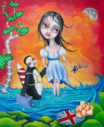 Girl 'you don't own me' by SundariVanwolf