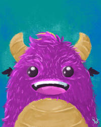 Purple Haze by Monstruonauta