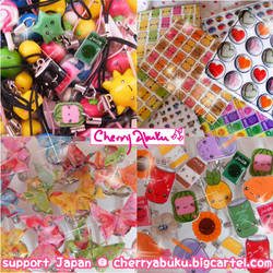 Support Japan with CherryAbuku by CherryAbuku