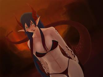 Dragon Nel's Rampage by PoroSnacks