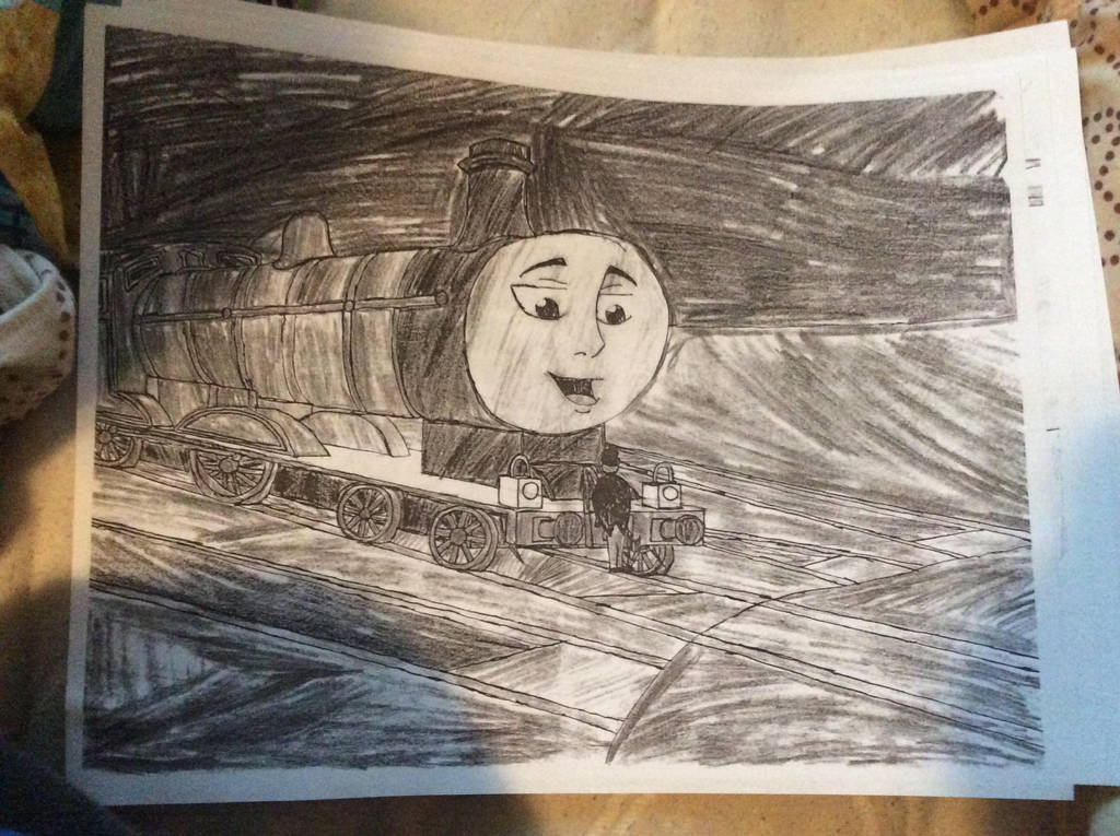 Edward and the Narrow Gauge Engines Part 1 by doctorwhooves253