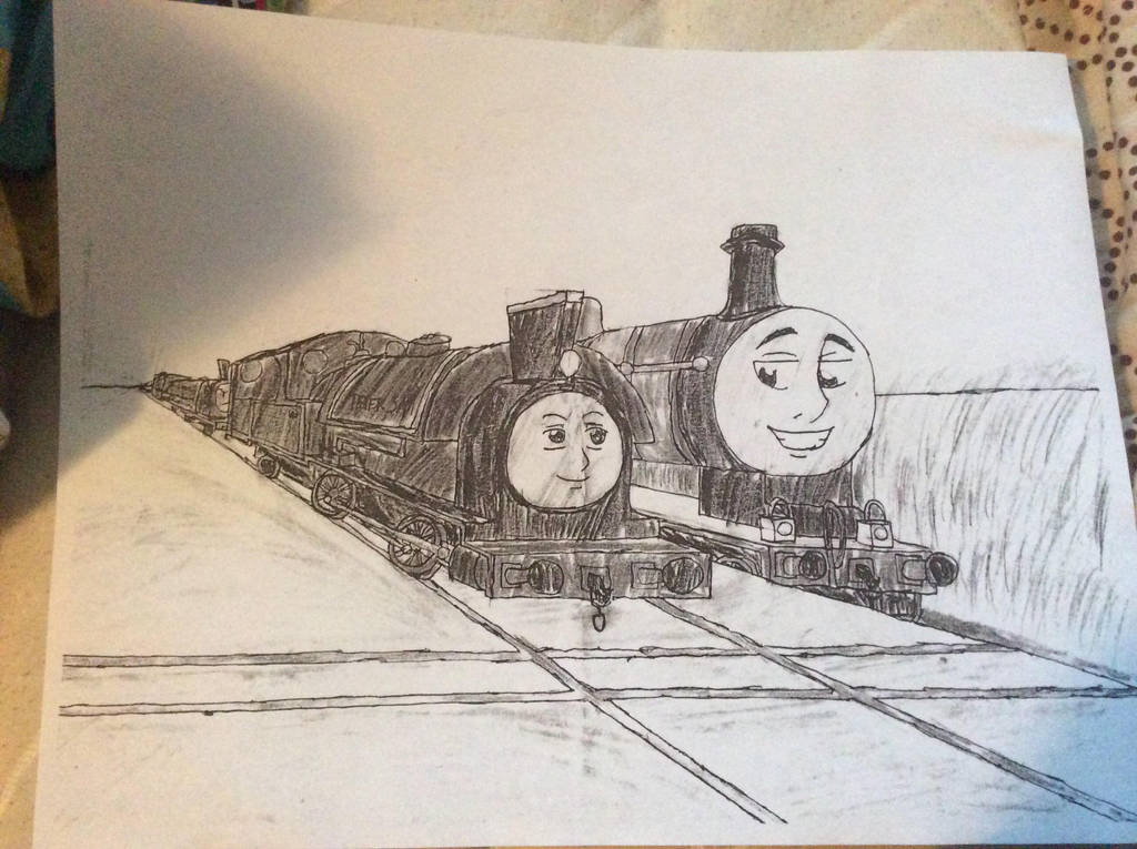 Edward and the Narrow Gauge Engines Part 2 by doctorwhooves253