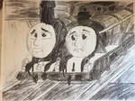 Gordon and the Buffers Part 1 by doctorwhooves253