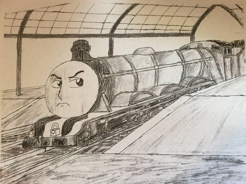 Gordon and the Buffers Part 2 by doctorwhooves253