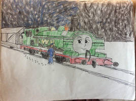 Duck the Christmas Engine Finale by doctorwhooves253