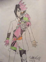 Kamen Rider Ex-Aid by doctorwhooves253