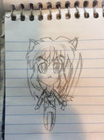 Chibi Heroes 3: Inuyasha by doctorwhooves253