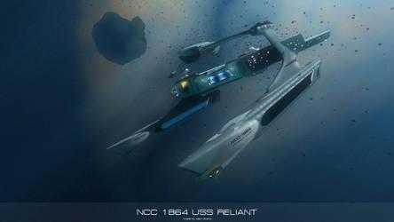 USS Reliant by GrahamTG
