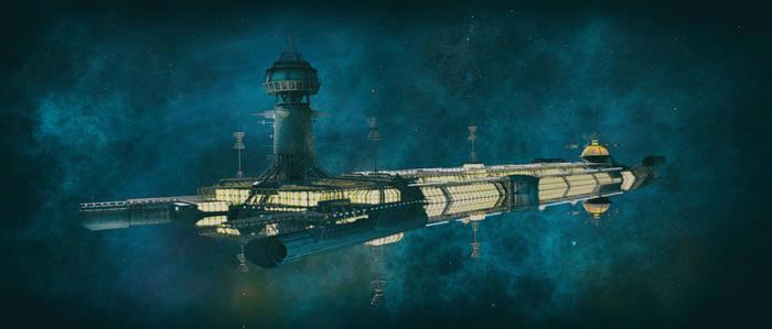Cygnus by GrahamTG
