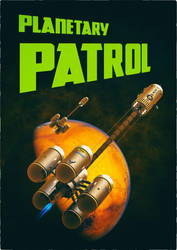 Planetary Patrol by GrahamTG