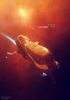 Speedster by GrahamTG