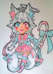 [c]Yumy-chan !! by SumiAkita