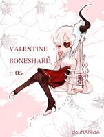 Valentine Boneshard:: 05 Flat sale [CLOSED] by douNAI