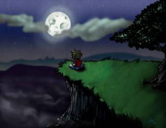 Moongazer Light by pyromancy