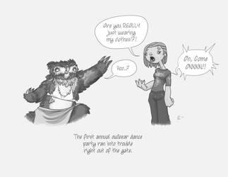 Owlbear by pyromancy