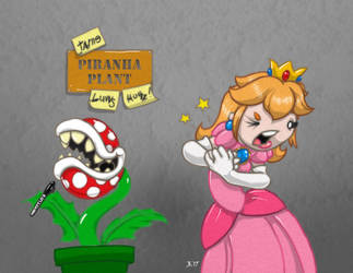Meanwhile, in the mushroom kingdom... by pyromancy