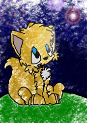 Uma pequena raposa... by MilesMaverick