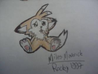Miles sad by MilesMaverick