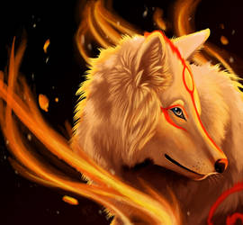 Through the Fire and Flames I Will Prevail by color-freak1