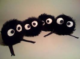 SOOT SPRITES by tacksidermia