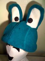 Mario's FROG SUIT Hat by tacksidermia