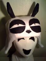 GENMA Panda Hat by tacksidermia
