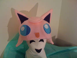 JIGGLYPUFF Hat by tacksidermia