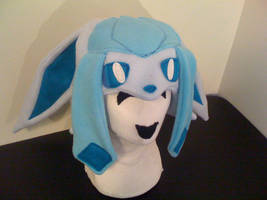 GLACEON Hat by tacksidermia