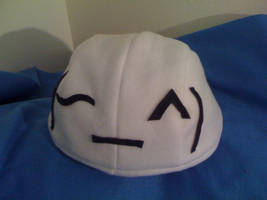 EMOTICON Hat by tacksidermia
